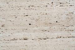 Weiße coquina Wand Hintergrund, Beschaffenheit Lizenzfreie Stockfotografie