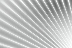 Weiße des Hintergrundes schöne oder silberne Einflusswellen Lizenzfreies Stockbild