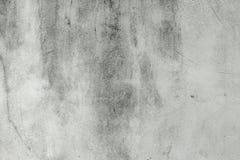 Weiße Farbe der leeren Betonmauer für Beschaffenheitshintergrund Lizenzfreie Stockfotos