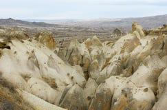 Weiße Felsen von Erde Stockbild