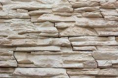 Weiße Felsenklippenwand-Wandbeschaffenheit lizenzfreie stockfotografie