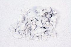 Weiße gebrochene Schatten Stockbilder