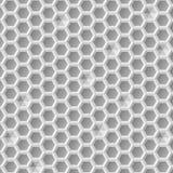 Weiße geometrische Beschaffenheit. Lizenzfreie Stockfotos