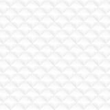 Weiße geometrische Beschaffenheit Lizenzfreies Stockbild