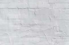 Weiße Gipswand Lizenzfreie Stockbilder