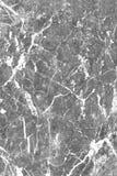 Weiße graue Marmorbeschaffenheit, Muster für luxuriösen Hintergrund der Hautfliesen-Tapete Lizenzfreies Stockbild