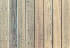 Weiße hölzerne Planke als Beschaffenheit und Hintergrund stockbilder