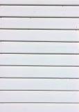 Weiße hölzerne Planken Lizenzfreies Stockfoto