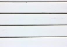 Weiße hölzerne Planken Lizenzfreie Stockfotos