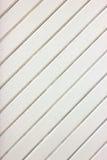 Weiße hölzerne Planken Stockfotografie