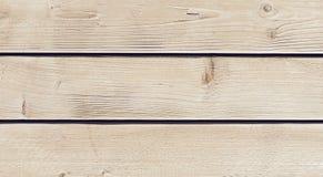 Weiße hölzerne Planken Lizenzfreie Stockbilder