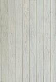 Weiße hölzerne Wand Stockfotografie