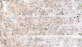 Weiße helle Mosaikmuster-Gesteinsmehlfragmente Lizenzfreies Stockbild
