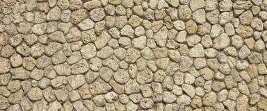 Weiße Kalkstein-Wand, die wie alte Beschaffenheit aussehen Stockbild