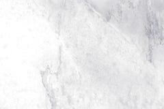 Weiße Marmorbeschaffenheit mit natürlichem Muster Stockbilder