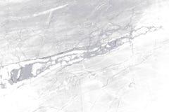 Weiße Marmorbeschaffenheit mit natürlichem Muster Stockfoto