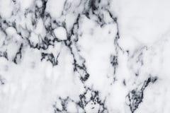 Weiße Marmorbeschaffenheit und Hintergrund Lizenzfreie Stockfotos