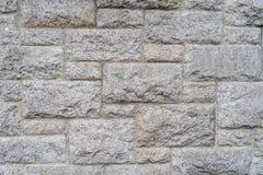 Weiße Natursteinwand - Beschaffenheit/Hintergrund der hohen Qualität lizenzfreie stockfotografie