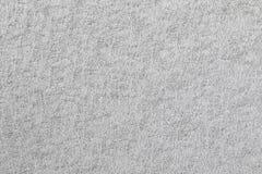 Weiße Plastiknahaufnahmeoberflächenbeschaffenheit Stockfotos
