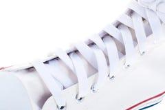 Weiße Schuhe Stockbilder