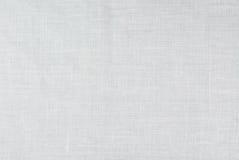 Weiße Segeltuchbeschaffenheit Stockfoto
