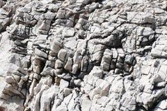 Weiße Steine stockfotografie