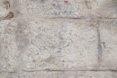 Weiße Steinwand stockbilder