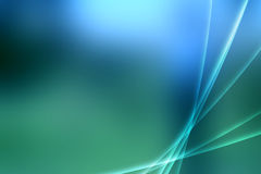 Weiße Streifen auf Blau lizenzfreie stockfotos