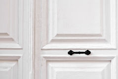 Weiße Tür Stockbilder