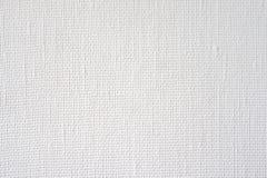 Weiße Tapete gesponnenes quadratisches Muster Lizenzfreies Stockbild