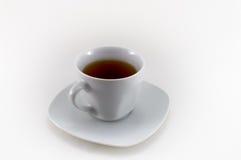 Weiße Teeschale #2 Stockfotos