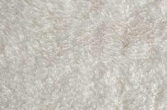 Weiße Teppichbeschaffenheit Lizenzfreie Stockbilder