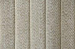 Weiße Vorhang-Beschaffenheit Stockbilder