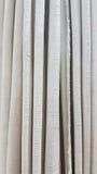 Weiße Vorhang-Beschaffenheit lizenzfreie stockbilder