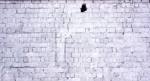 Weiße Ziegelsteine, städtischer Hintergrund Lizenzfreies Stockfoto