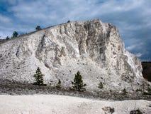 Weißer Berg Lizenzfreies Stockbild