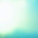 Weißer blauer Steigungszusammenfassungshintergrund Lizenzfreie Stockfotografie