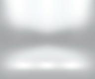 Weißer Boden Stockfoto