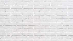 Weißer Effekt des Backsteinmauerhintergrund-lauten Summens stock footage
