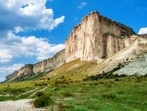 Weißer Felsen Lizenzfreies Stockbild