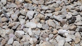 Weißer Felsen-Hintergrund Stockfotografie