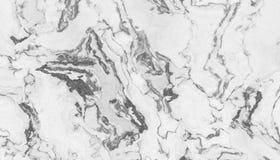 Weißer gelockter Marmor stock abbildung