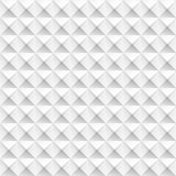 Weißer geometrischer Hintergrund Lizenzfreies Stockbild