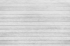 Weißer hölzerner Plankenhintergrund Stockbild