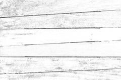 Weißer hölzerner Wandhintergrund Lizenzfreie Stockbilder