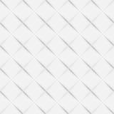 Weißer Hintergrund mit grauen Streifen Stockfotos