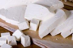 Weißer Käse Lizenzfreie Stockbilder