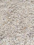 Weißer kleiner Stein Lizenzfreie Stockbilder