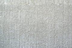 Weißer oder grauer rauer Mantel Stockfotografie