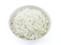 Weißer Reis; 2 von 2 Stockbild